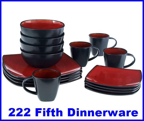 222 Fifth Dinnerware