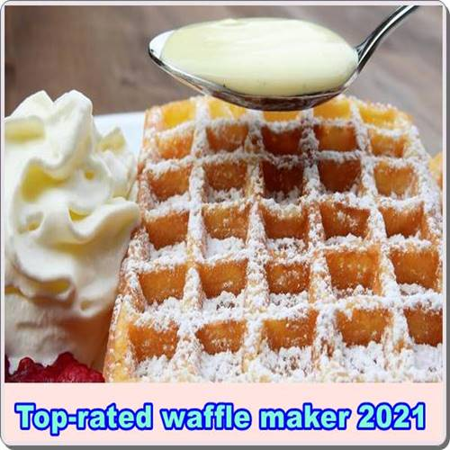 Top-rated waffle maker