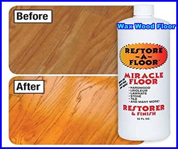Wax Wood Floor
