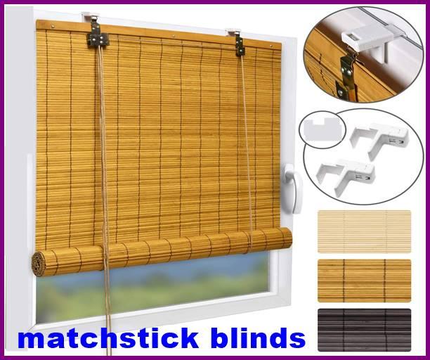 matchstick blinds