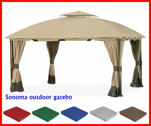 Sonoma outdoor gazebo