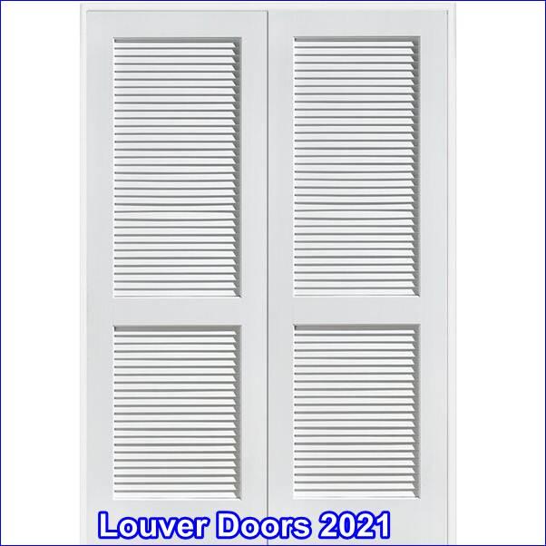 Louver Doors 2021