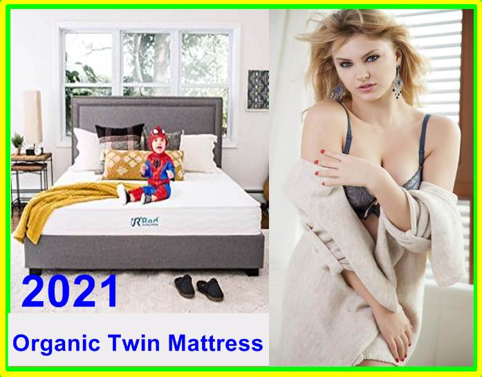 Organic Twin Mattress