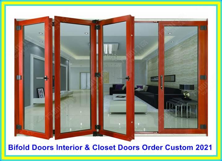 Bifold Doors Interior & Closet Doors Order Custom