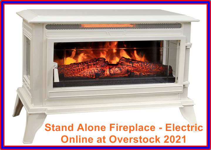 Stand Alone Fireplace