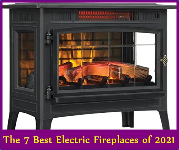 The 7 Best Electric Fireplaces of