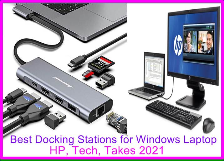 Best Docking Stations for Laptop