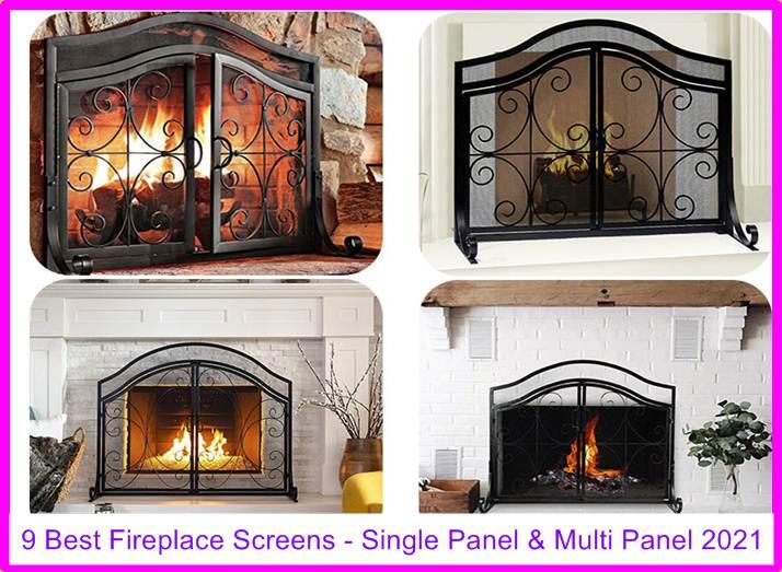 Fireplace Screens