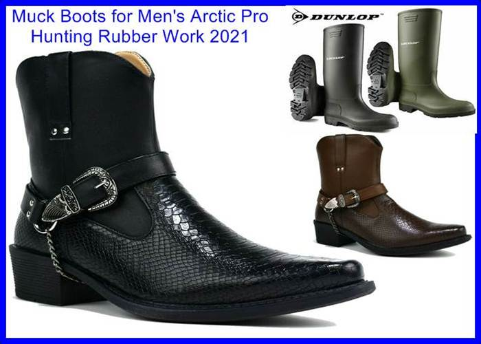 Muck Boots for Men's