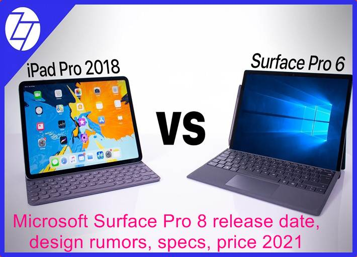Surface Pro 8