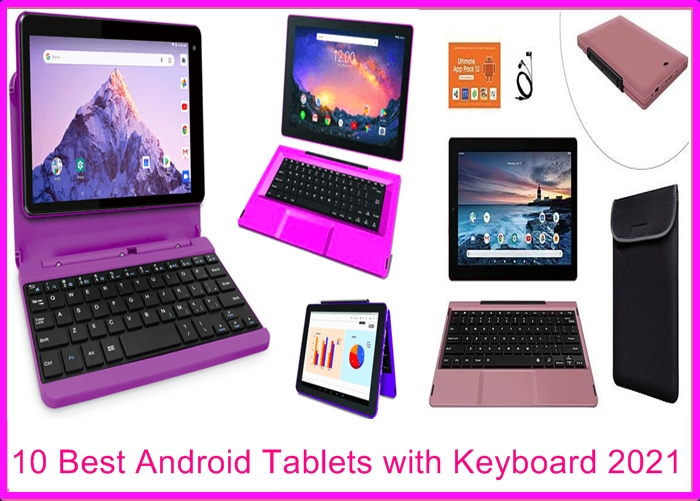 Tablets with Keyboard