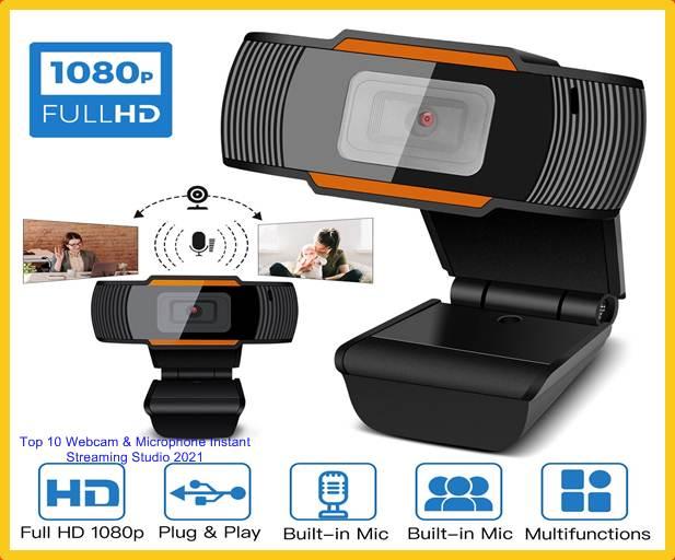 Webcam & Microphone