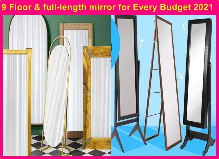 full-length mirror