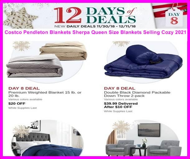 Costco Pendleton Blankets