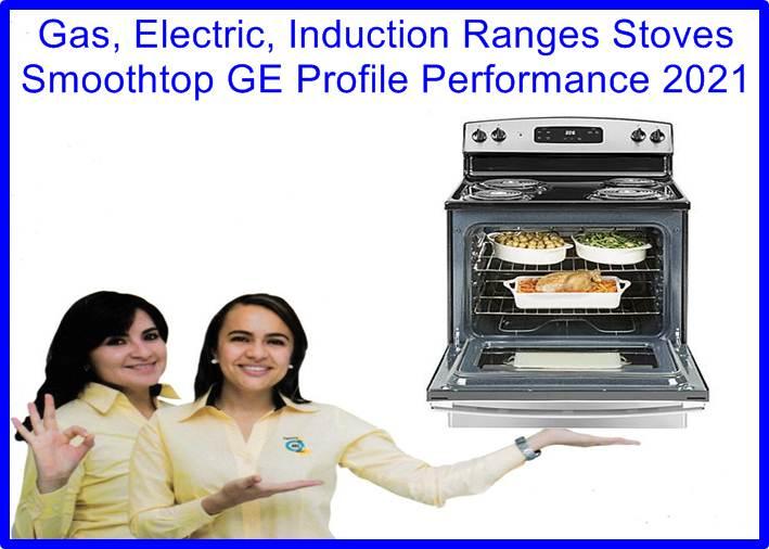 GE Electric Range