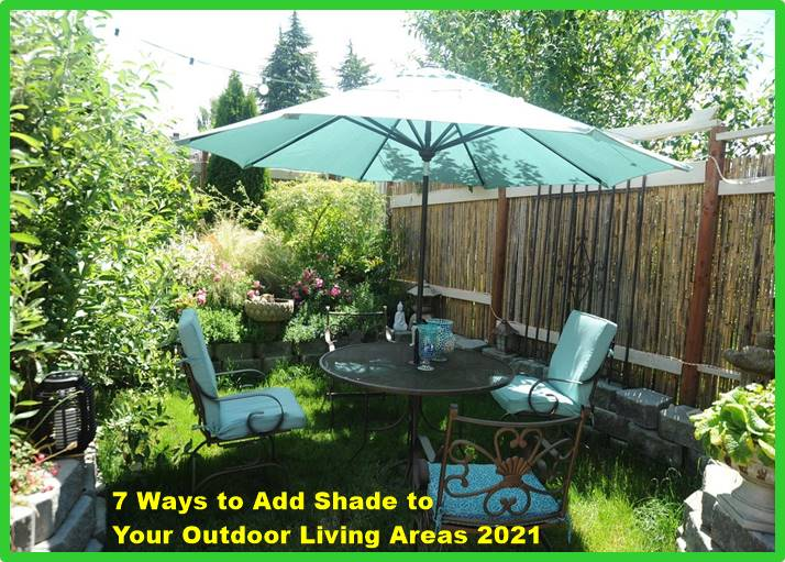 7 Ways to Add Shade to Your Outdoor Living Areas
