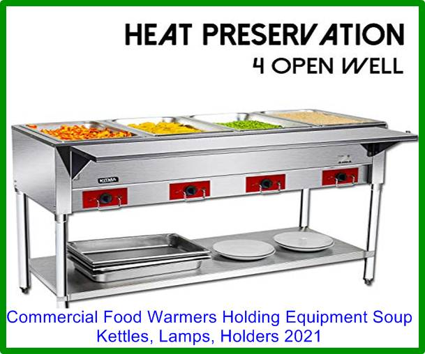 Commercial Food Warmers